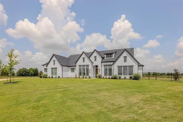 295 Sunset Court, Sunnyvale, TX 75182 (MLS #14635511) :: United Real Estate