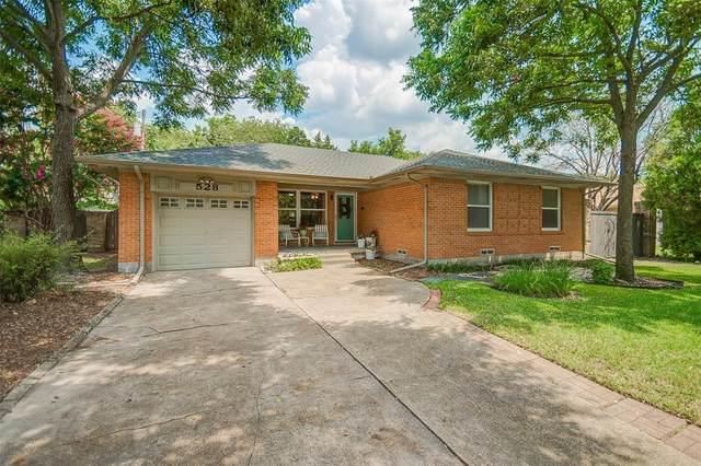 528 Ridgedale Drive, Richardson, TX 75080 (MLS #14635512) :: Real Estate By Design