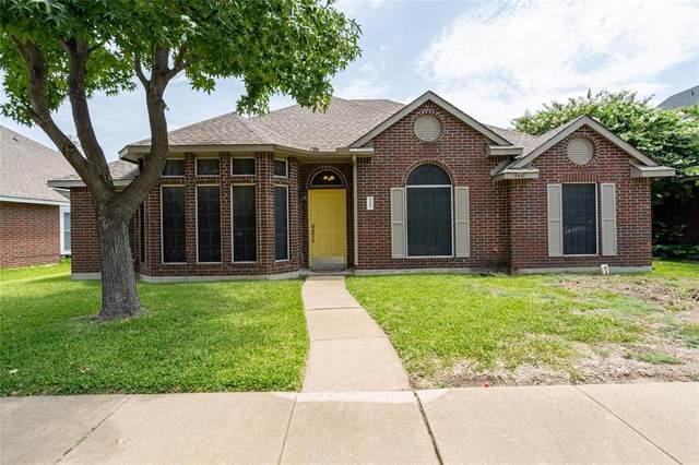 3407 Los Alamos Lane, Mckinney, TX 75070 (MLS #14635528) :: Real Estate By Design