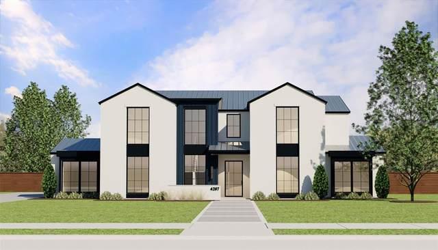 4207 Valley Ridge Road, Dallas, TX 75220 (MLS #14635540) :: Premier Properties Group