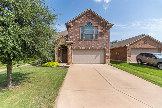 1128 Terrace Landing Court, Fort Worth, TX 76179 (MLS #14635552) :: Real Estate By Design