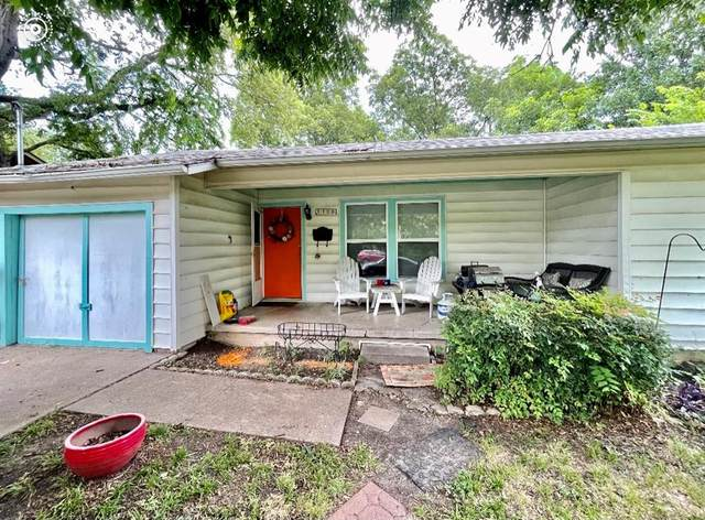 1108 Coit Street, Denton, TX 76201 (MLS #14635554) :: Front Real Estate Co.