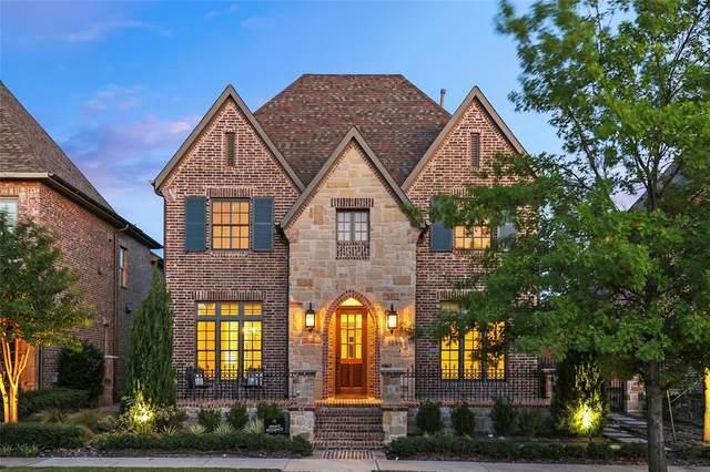 12444 Riverhill Road, Frisco, TX 75033 (MLS #14635556) :: EXIT Realty Elite