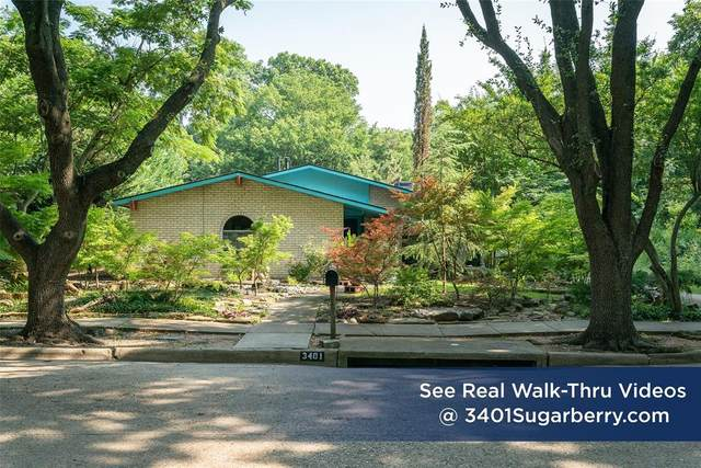 3401 Sugarberry Lane, Garland, TX 75044 (MLS #14635567) :: The Mitchell Group