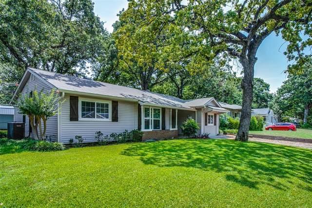 1104 W Tucker Boulevard, Arlington, TX 76013 (MLS #14635571) :: Potts Realty Group