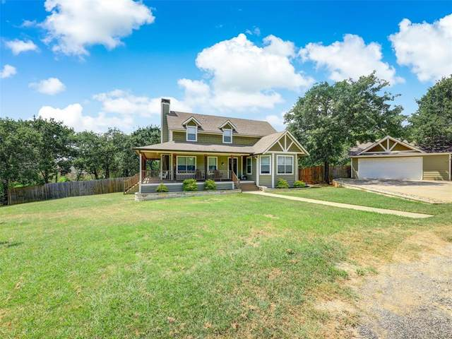 304 Bridle Trail, Oak Point, TX 75068 (MLS #14635573) :: Real Estate By Design
