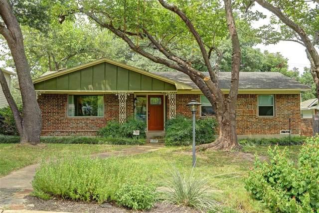 9905 Estate Lane, Dallas, TX 75238 (MLS #14635574) :: The Mitchell Group