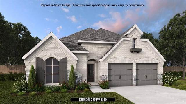 2520 Preakness Place, Celina, TX 75009 (MLS #14635594) :: Wood Real Estate Group