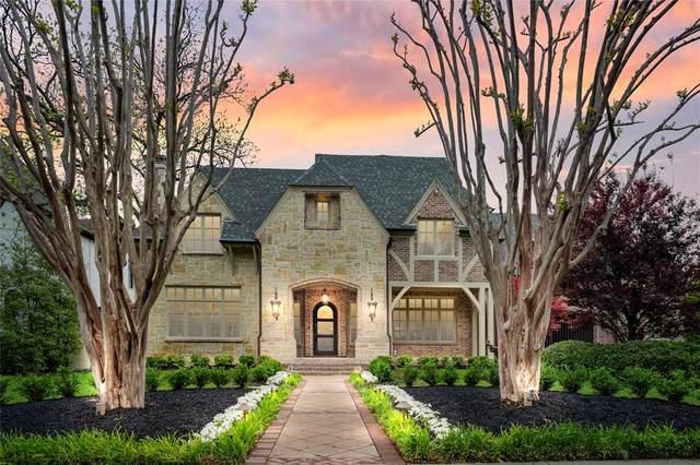 3616 Shenandoah Street, Highland Park, TX 75205 (MLS #14635595) :: The Chad Smith Team
