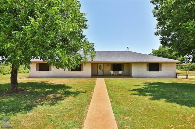 7909 W Lake Road, Abilene, TX 79601 (MLS #14635609) :: Real Estate By Design