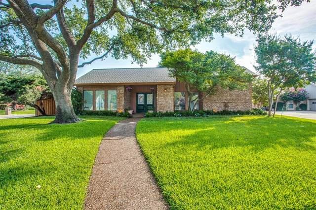 3605 Tennis Place, Plano, TX 75075 (MLS #14635611) :: Wood Real Estate Group