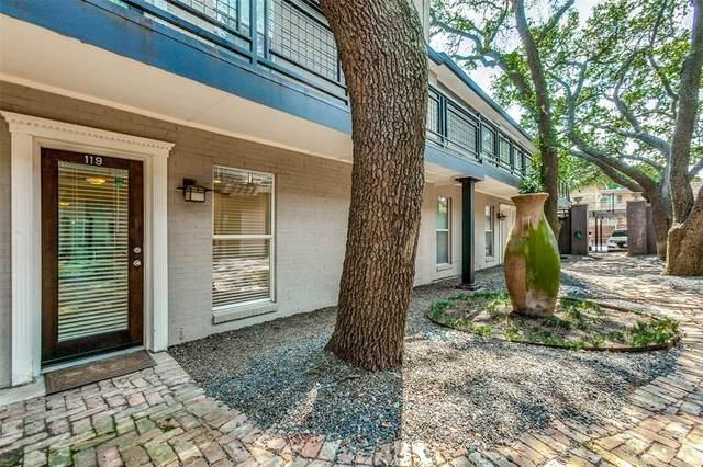7734 Meadow Rd #119, Dallas, TX 75230 (MLS #14635650) :: Real Estate By Design