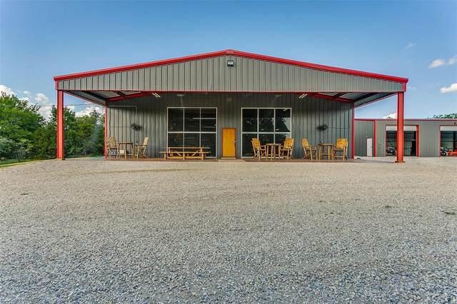 3901 Barton Chapel Road, Jacksboro, TX 76458 (MLS #14635672) :: VIVO Realty