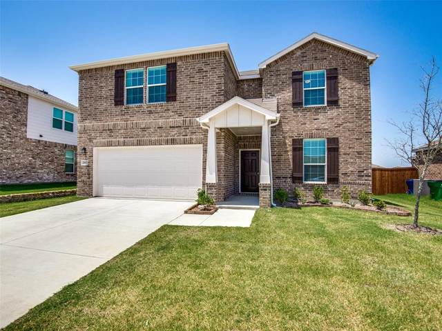 2817 Boone Avenue, Aubrey, TX 76227 (MLS #14635673) :: The Mauelshagen Group