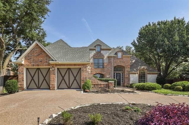 4601 Cape Charles Drive, Plano, TX 75024 (MLS #14635674) :: Frankie Arthur Real Estate