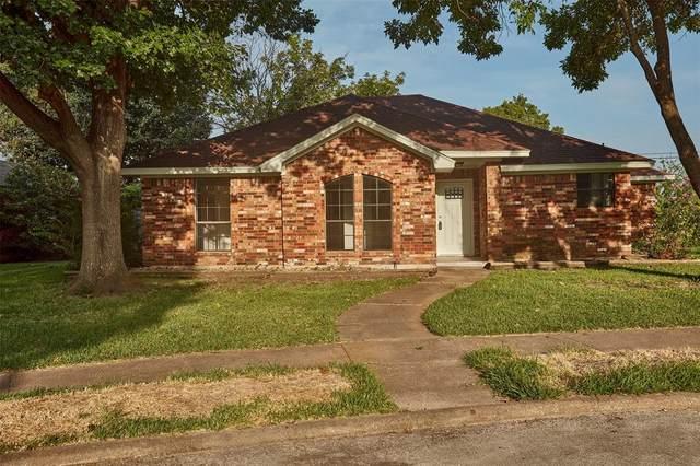 501 Sheffield Drive, Wylie, TX 75098 (MLS #14635676) :: Trinity Premier Properties