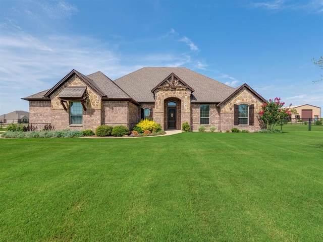 110 Taylor Ridge Drive, Waxahachie, TX 75167 (MLS #14635677) :: Real Estate By Design