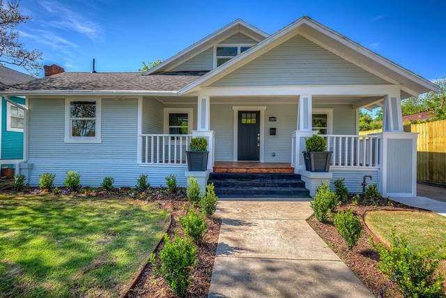 1009 Orange Avenue, Fort Worth, TX 76110 (MLS #14635687) :: Real Estate By Design