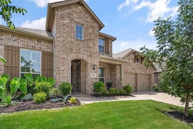 16020 Greenbelt Park Lane, Prosper, TX 75078 (MLS #14635689) :: Feller Realty