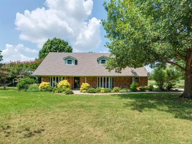 2001 N Lariat Road, Denton, TX 76207 (MLS #14635703) :: Front Real Estate Co.
