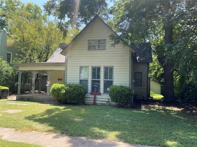 609 N Gaines Street, Ennis, TX 75119 (MLS #14635707) :: The Mitchell Group