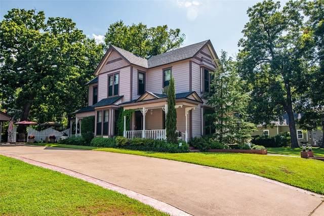 516 W Munson Street, Denison, TX 75020 (MLS #14635710) :: Real Estate By Design