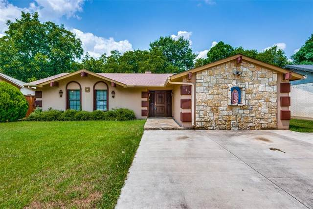125 Bellaire Drive, Denton, TX 76209 (MLS #14635721) :: The Great Home Team