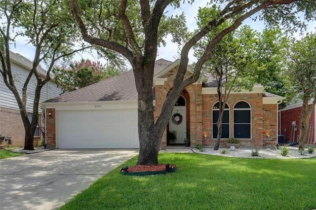 4506 Parkview Lane, Fort Worth, TX 76137 (MLS #14635722) :: EXIT Realty Elite