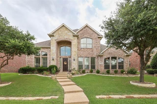 11123 Powder Horn Lane, Frisco, TX 75033 (MLS #14635743) :: Real Estate By Design