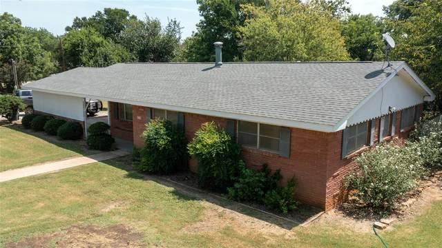 606 Hinkson Avenue, Strawn, TX 76475 (MLS #14635745) :: Craig Properties Group
