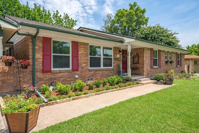 2512 Rolling Hills Drive, Greenville, TX 75402 (MLS #14635747) :: The Chad Smith Team