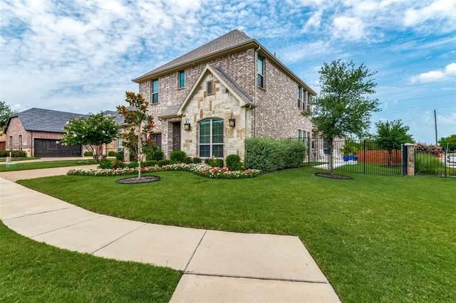 1809 Park Highland Way, Arlington, TX 76012 (MLS #14635757) :: Real Estate By Design
