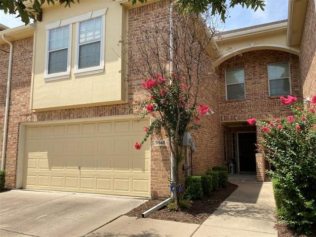 9948 Fleetwood Drive, Frisco, TX 75035 (MLS #14635773) :: The Hornburg Real Estate Group