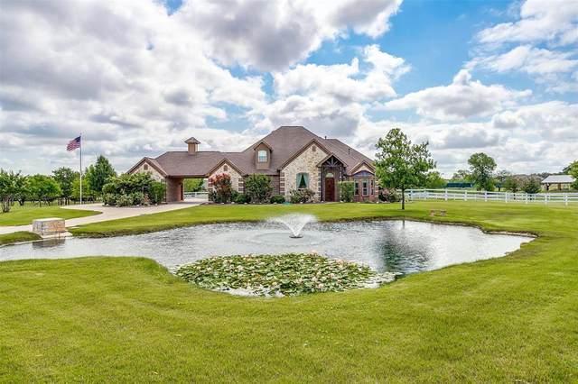 8009 Vineyard Court, Burleson, TX 76028 (MLS #14635793) :: Real Estate By Design