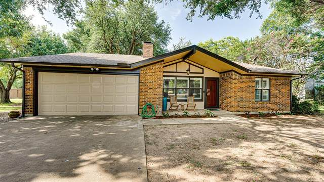 625 Stagecoach Drive, Oak Point, TX 75068 (MLS #14635798) :: Wood Real Estate Group