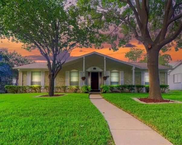 1817 Eldorado Drive, Garland, TX 75042 (MLS #14635807) :: Wood Real Estate Group