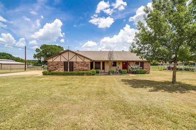 4808 Looney Lane, Cleburne, TX 76031 (MLS #14635817) :: The Mauelshagen Group