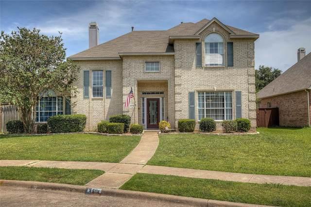 6114 Baskerville Drive, Rowlett, TX 75087 (MLS #14635827) :: The Mauelshagen Group