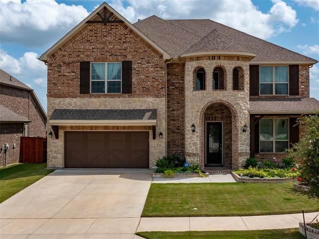 15133 Roderick Road, Aledo, TX 76008 (MLS #14635829) :: The Hornburg Real Estate Group