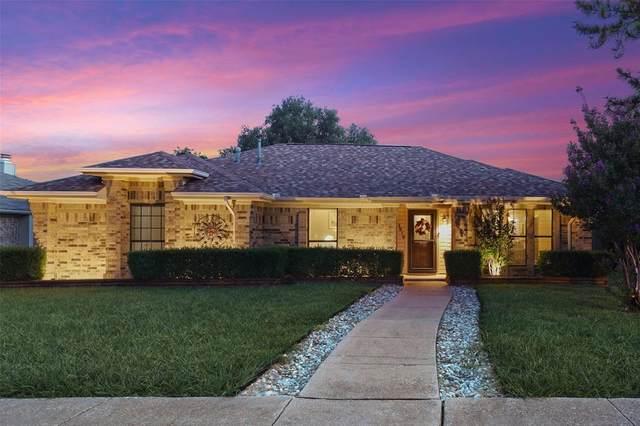 1810 Tiburon Bend, Lewisville, TX 75067 (MLS #14635831) :: Real Estate By Design