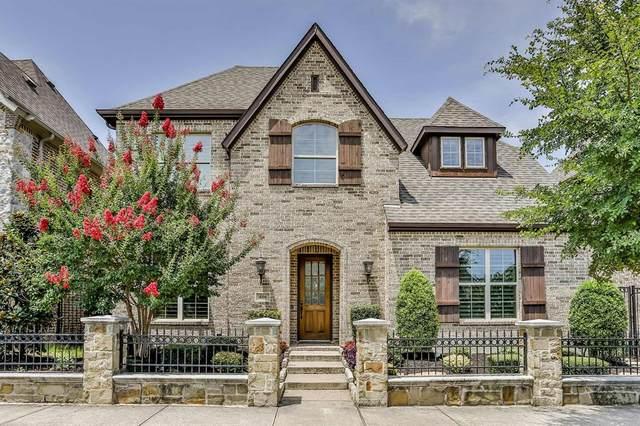 406 Palladian Boulevard, Southlake, TX 76092 (MLS #14635832) :: Wood Real Estate Group
