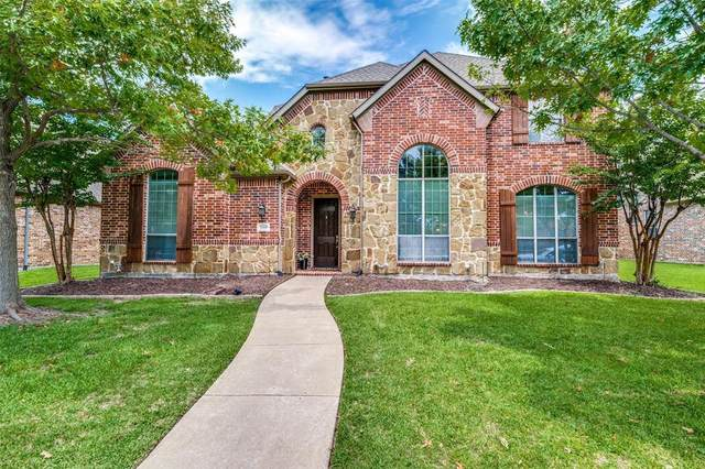 1366 Arbuckle Drive, Frisco, TX 75033 (MLS #14635842) :: Real Estate By Design