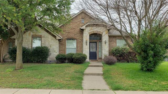 7109 Cloverhaven Way, Plano, TX 75074 (MLS #14635860) :: Real Estate By Design