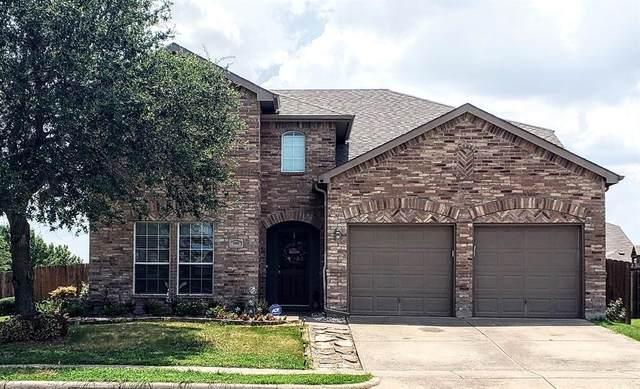 1001 San Antonio Drive, Forney, TX 75126 (MLS #14635862) :: The Mitchell Group