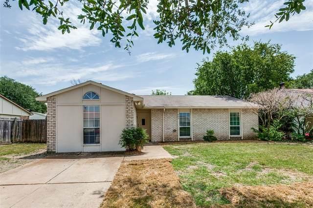 903 Hawthorne Drive, Allen, TX 75002 (MLS #14635871) :: The Mitchell Group