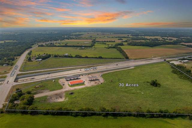 15449 State Highway 121 N, Blue Ridge, TX 75409 (MLS #14635874) :: All Cities USA Realty