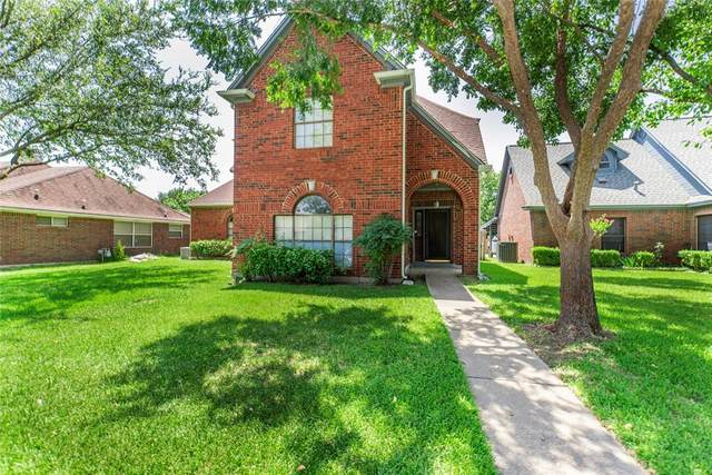 2508 Brookhaven Drive, Mesquite, TX 75150 (MLS #14635894) :: Real Estate By Design