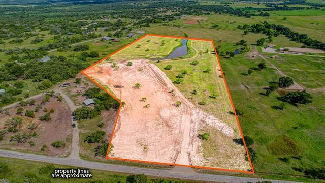 4020 County Road 456, Stephenville, TX 76401 (MLS #14635900) :: The Mitchell Group