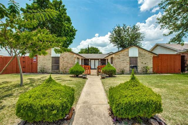 3502 Matador Drive, Garland, TX 75042 (MLS #14635907) :: The Rhodes Team