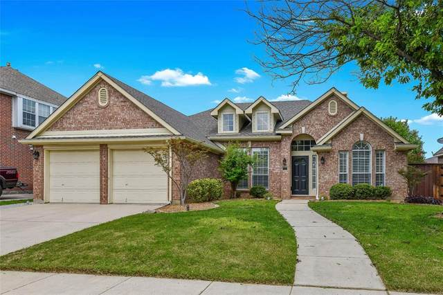 2116 Helmsford Drive, Flower Mound, TX 75028 (MLS #14635913) :: Real Estate By Design